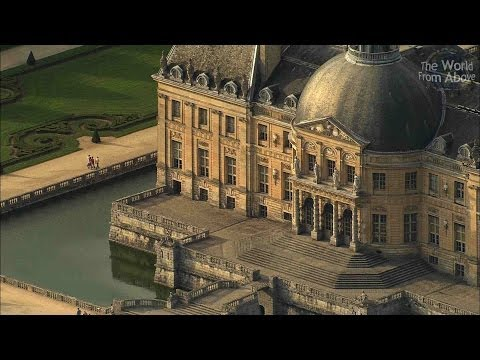 France From Above HD - High Definition Views of the Chateaux de la Loire