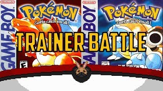 Pokémon Red & Blue - Trainer Battle | BunnyPug