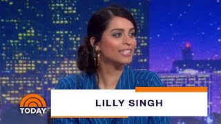 Lilly Singh Dishes On Her New NBC Late-Night Show | TODAY
