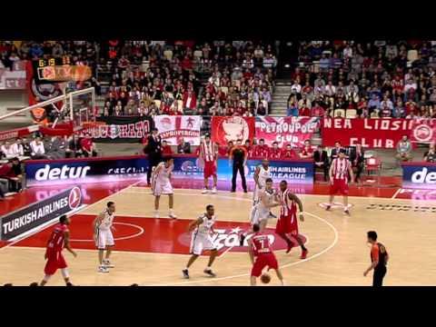 CSKA Olympiacos Blackboard