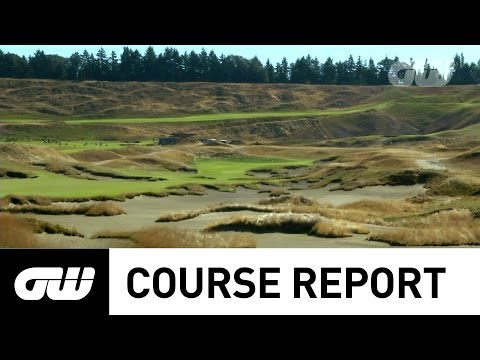 GW Course Report: Chambers Bay