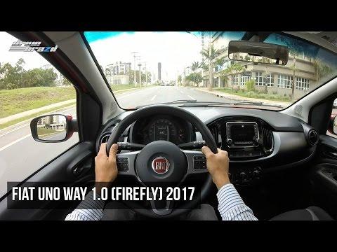Fiat Uno Way 2017 - POV