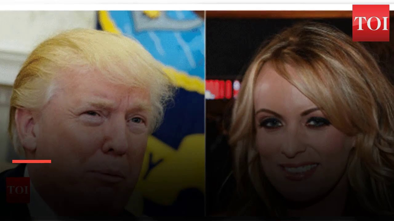 Stormy Daniels files defamation suit against Trump's lawyer