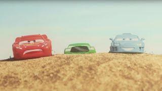 Cars Daredevil Garage | Testrit in de Zandbak | Disney BE