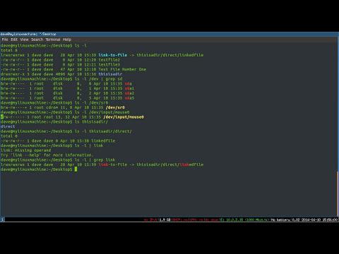 Linux Sysadmin Basics -- Linux File Types