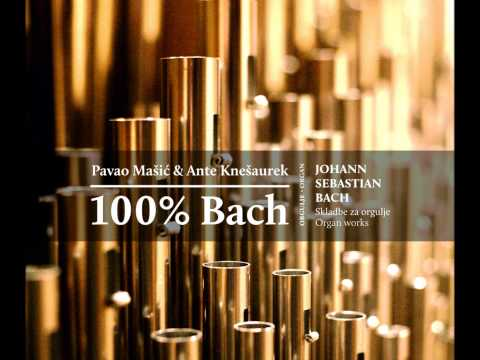 J. S. Bach: Fugue in G Minor, BWV 578 - Pavao Masic