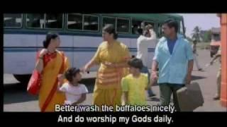 Marathi Comedy Movie - Khabardar - 5/15 - English Subtitles - Bharat Jadhav & Sanjay Narvekar