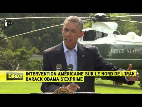 Irak : Barack Obama prévient que cela