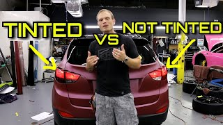 EASY TAIL LIGHT TINT IN MINUTES | DOES IT BLOCK LIGHT?