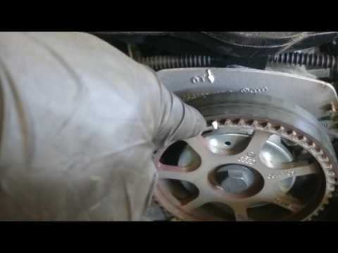 VW Jetta 2011 - 2016 mk6 2.0 gas - Timing Belt Replacement DIY video