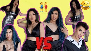 Quien se ve mas GUAPA!? |Sister vs. Brother| Yoatzi