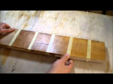 Pine Tar And Linseed Oil 50/50 Mix | How To Save Money And Do It