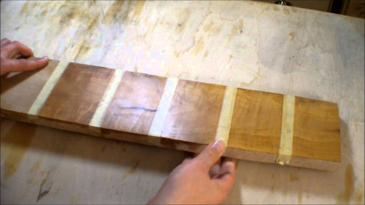Oil Finish Comparison Woodworking Youtube