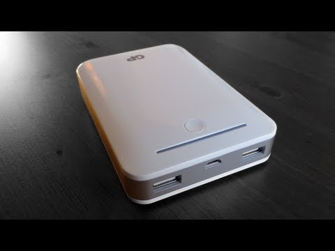 GP Portable PowerBank Backup USB Charger Unboxing and First Look