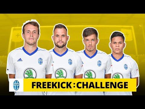 Freekick Challenge v Boleslavi: 500 bodů pro Nebelvír!