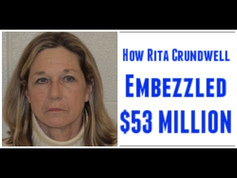 Embezzling $53 MILLION: How Rita Crundwell Operated the Largest Municipal Fraud in American History