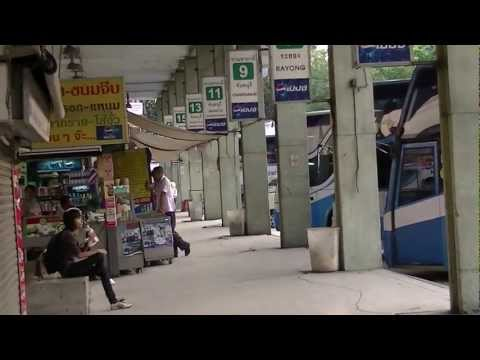 バンコク・エカマイ バスターミナル Bangkok Ekamai Bus Terminl
