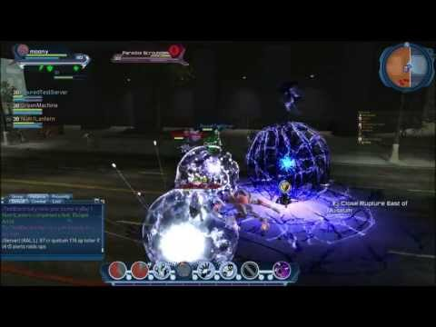 DCUO Quantum dps -  Time guide