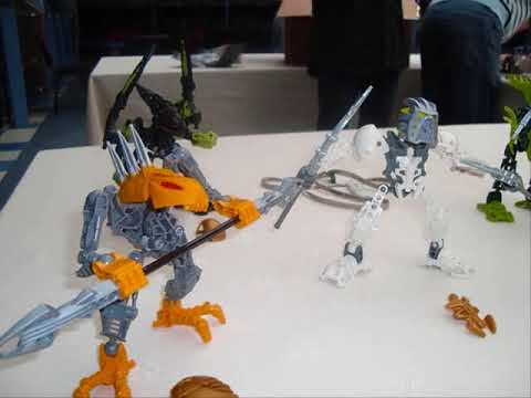 New Bionicle 2010 Pictures