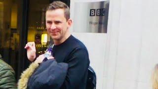 Scott Mills in London 10 02 2019