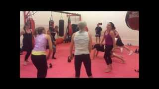 Circuit Training Stockport and Manchester (ShantiAcademy.co.uk)