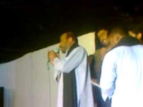 Mukhtiar Ali Sheedi On 22nd Moharam 2012 At Village  Mihan Khan Rind Nawab Shah Noha 1 video