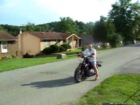 Harley Davidson XL 1200 Nightster 2007