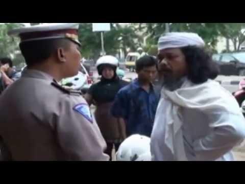 Kyai Ditilang : Ngamuk