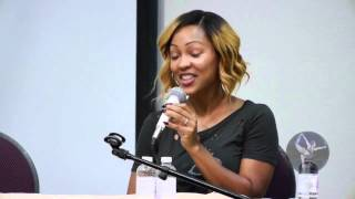 Meagan Good's Guide to finding a Husband