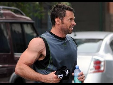 Hugh Jackman Diet and Workout Routine - YouTube