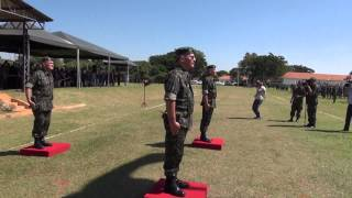 CMO - Passagem de Comando