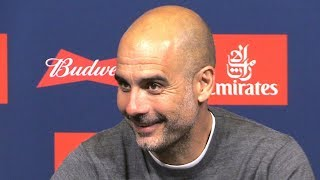 Manchester City 6-0 Watford - Pep Guardiola Full Post Match Press Conference - FA Cup Final