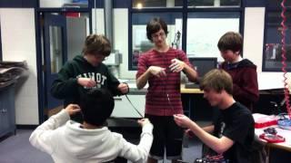FIRST Robotics Team 1619 Software Team