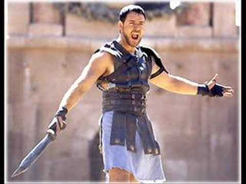 Misc Soundtrack - Gladiator - Now We Are Free