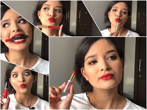Top Picks- Top 5 RED Lipsticks | Dipti Bisht