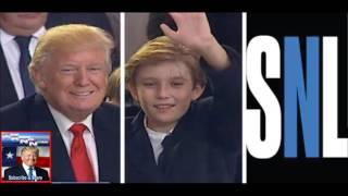 TURN OFF SNL! Donald Will Make SNL Regret The SCUMMY Thing They Said About His Son!