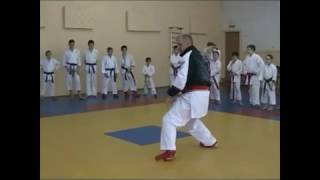 - Karate training 2 -