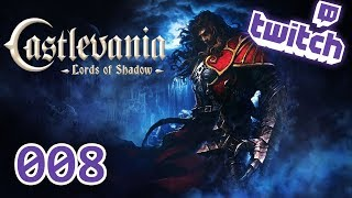 Let's Stream - CASTLEVANIA - LORDS OF SHADOW - [008]