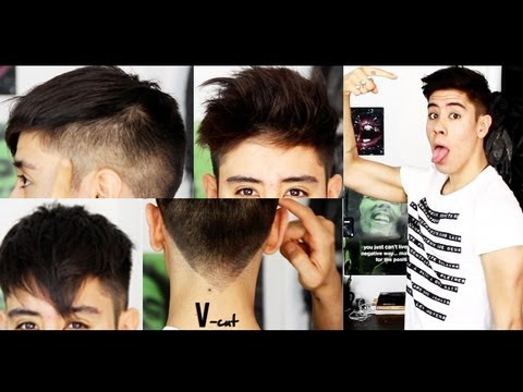 HOW I GET MY HAIRCUT + UPDATED HAIRSTYLE ROUTINE ✂ JAIRWOO