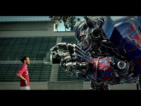 Transformers: A Era da Extinção - Comercial Futebol (leg)