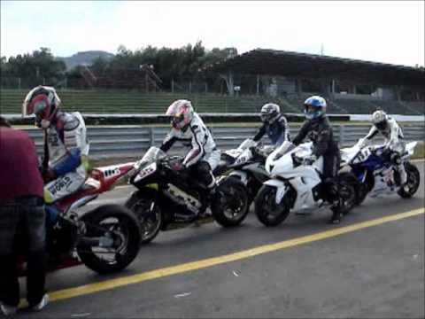 Final de Profesional de Motociclismo (Superbike - Supermotard)