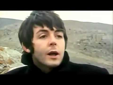 The Beatles - The Fool On The Hill