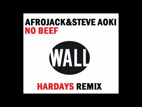 Afrojack & Steve Aoki - No Beef (HARDAYS REMIX)