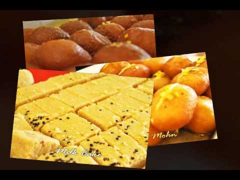 Sweets Slideshow video