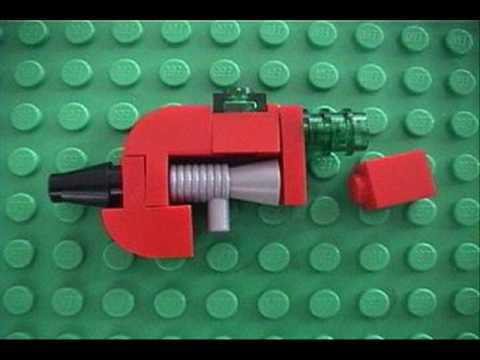 How to make lego halo weapons part 1