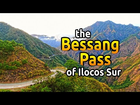 The Bessang Pass of Ilocos Sur // The most scenic road in Ilocos Region, Philippines