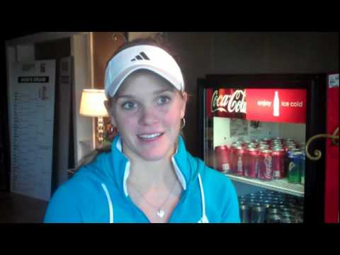 Melanie Oudin Answers Your Questions