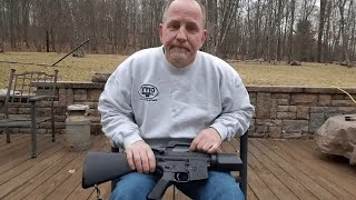 Gun owner destroys rifle after Florida shooting: 'Now there's one less'