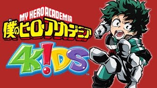 My hero Academia 4kids Parody