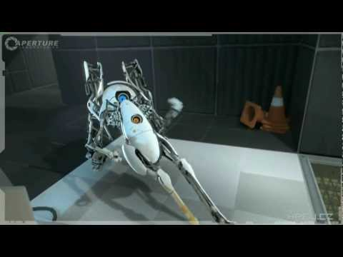 Videorecenze - Portal 2